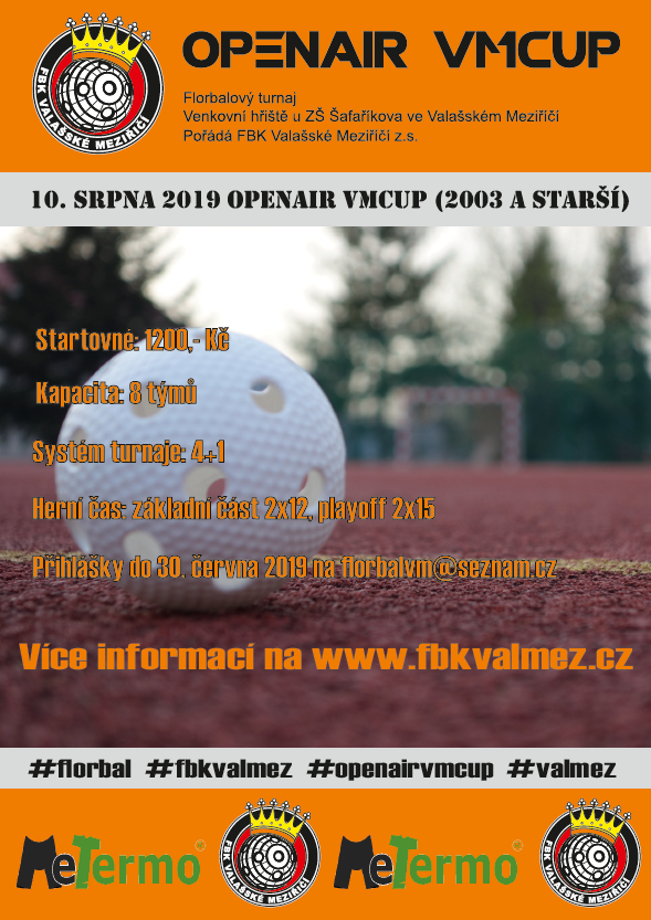 Open Air VMCUP